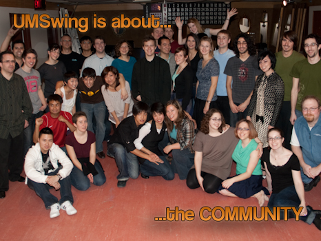 UMSwing is about the community