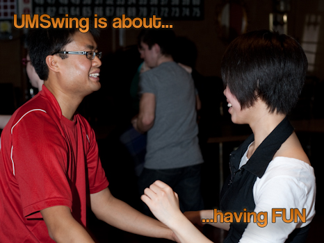 UMSwing is about having fun